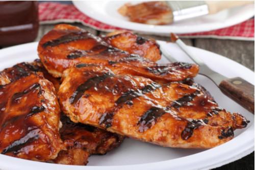 طريقة عمل صدور الدجاج - طريقة عمل صدور الدجاج بالصوص الأحمر