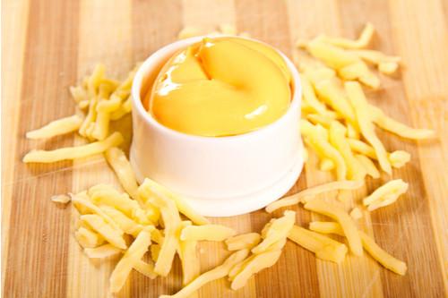 طريقة عمل الصوص - طريقة عمل صوص الجبن الشيدر
