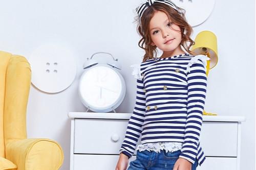 ملابس فصل الخريف للأطفال - بنطلون جينز للأطفال