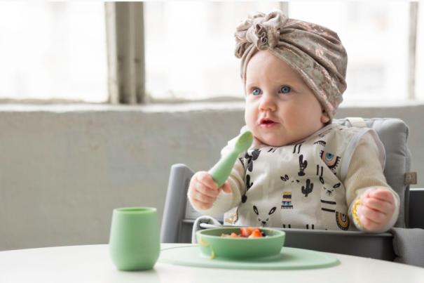 أدوات أكل الأطفال الرضع - كرسي الطعام