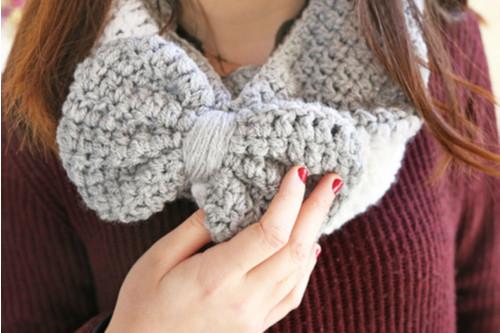 موضة ملابس الشتاء - الفيونكة