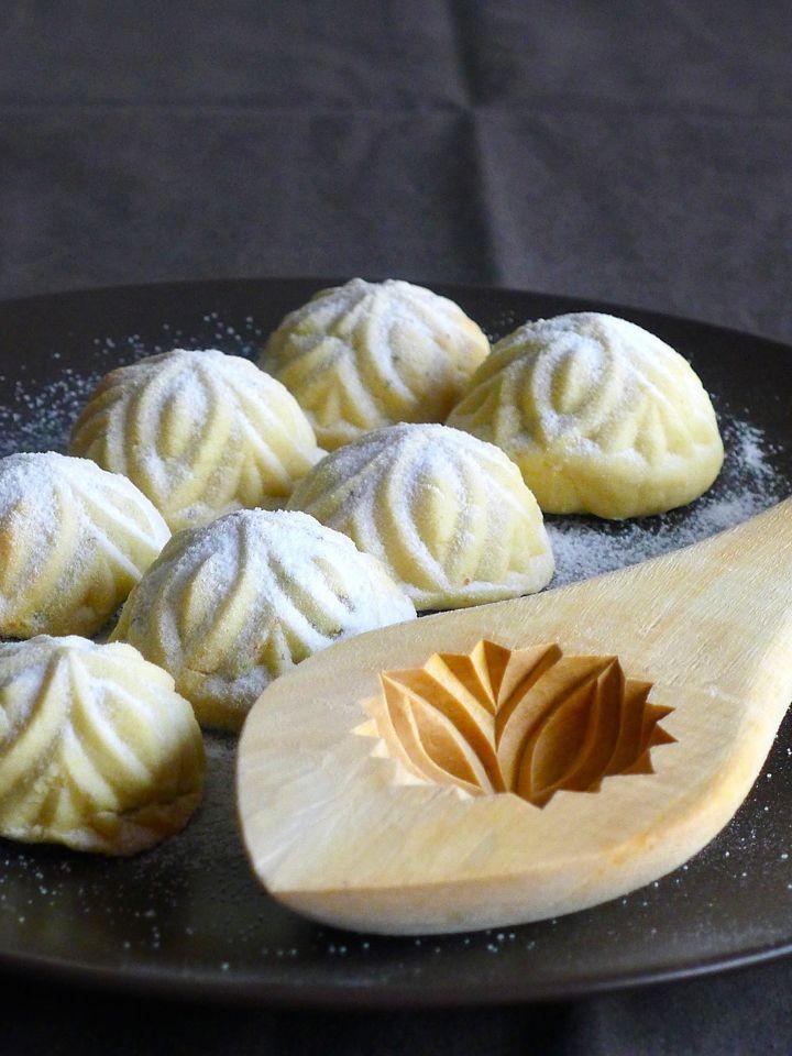 حلويات العيد الجديدة-طريقة عمل المعمول بالنوتيلا
