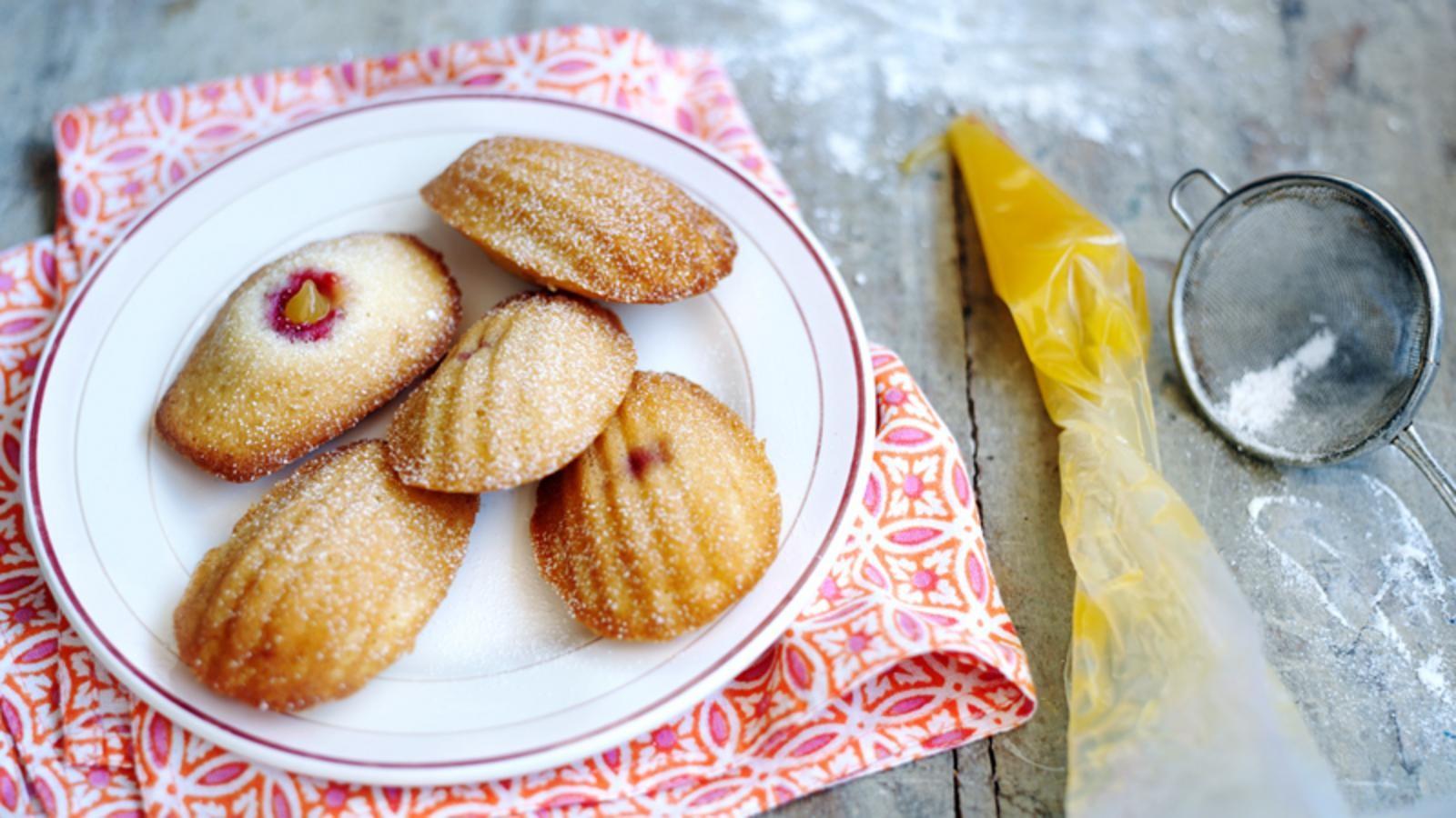 حلويات العيد الجديدة-طريقة عمل مادلين كيك