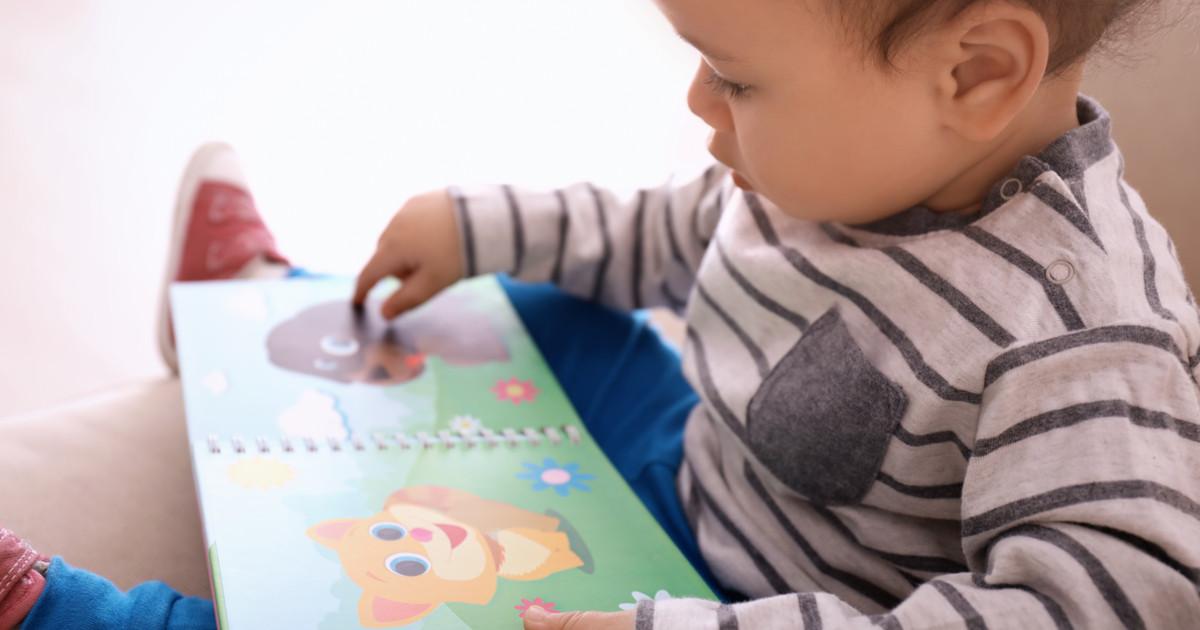 حب الأطفال للقراءة