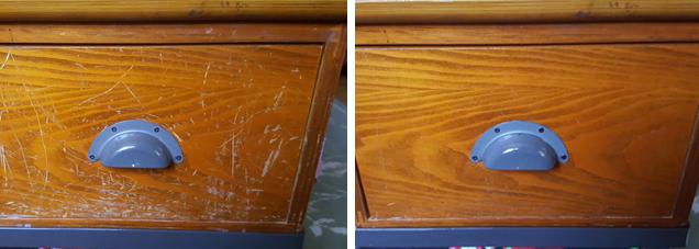 طريقة عمل ملمع الخشب في المنزل - تلميع الخشب بالخل والزيت