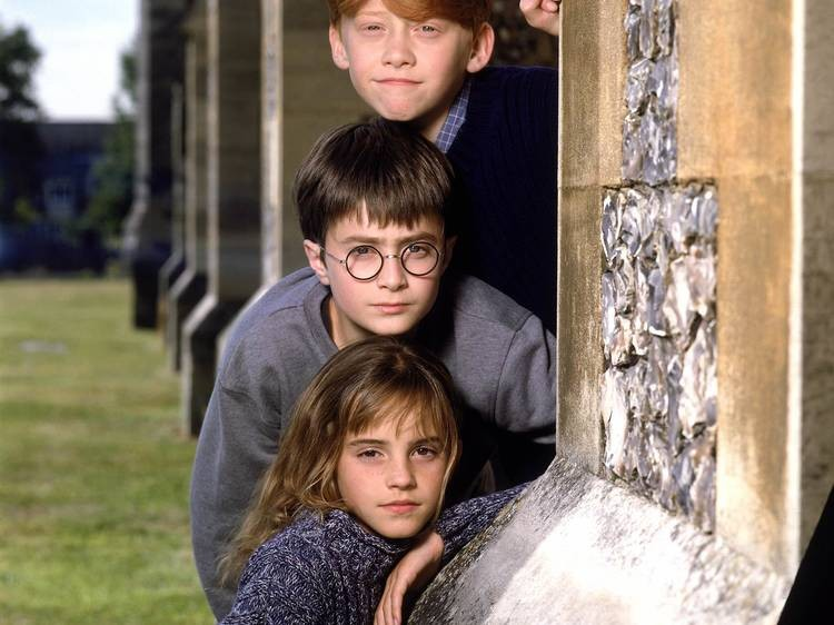أفضل الأفلام العائلية - سلسلة أفلام هاري بوتر