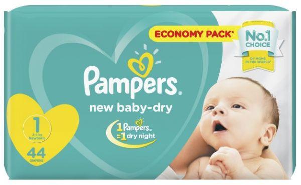 تجهيز حقيبة المولود - حفاضات حديثي الولادة