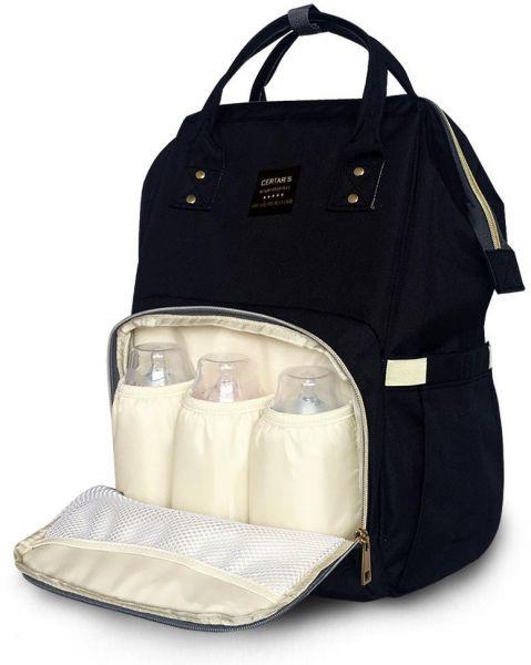 تجهيز حقيبة المولود - حقيبة لحمل أغراض الطفل