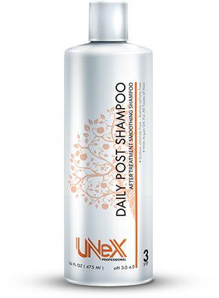 أفضل منتجات العناية الشعر المصبوغ - شامبو يونكس بوست للعناية بالشعر المصبوغ