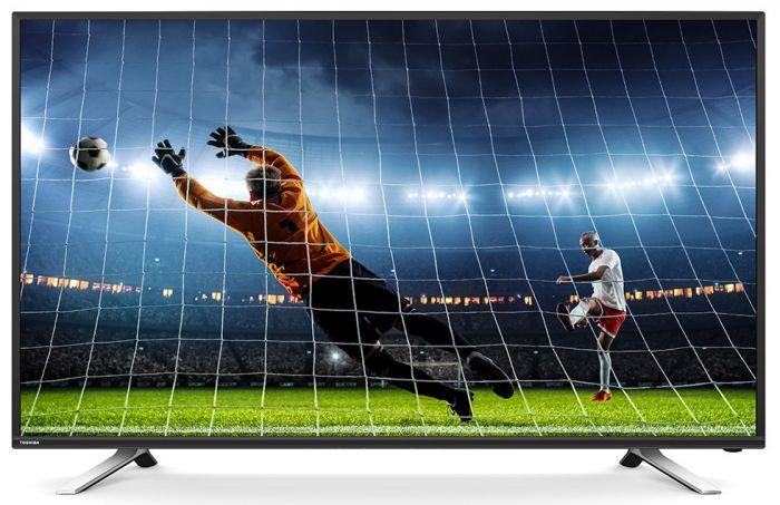 أفضل شاشات الشاشات 2020 - تليفزيون توشيبا 49 بوصة الذكي عالي الدقة إل إي دي مع ريسيفر مدمج - 49L5865EA