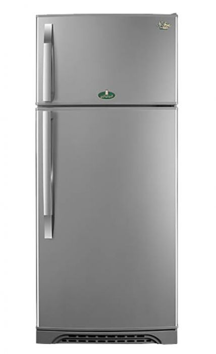 أفضل أنواع الثلاجات - ثلاجة كريازي نوفروست، 2 باب، سعة 540 لترًا، فضي - E570NV/2