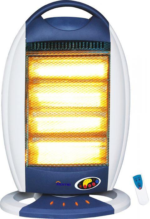 دفاية كهربائية هوم، 1600 واط، ابيض/ازرق - CX-QNQ-10-12Y
