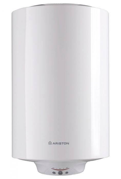 سخان مياه أريستون كهرباء، سعة 50 لتر، أبيض - PRO ECO50V