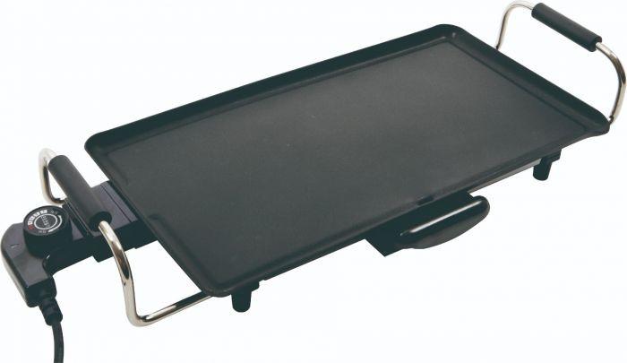 أفضل أنواع الشوايات الكهربائية - شواية كهربائية من هوم، 2000 وات، أسود - KS3350