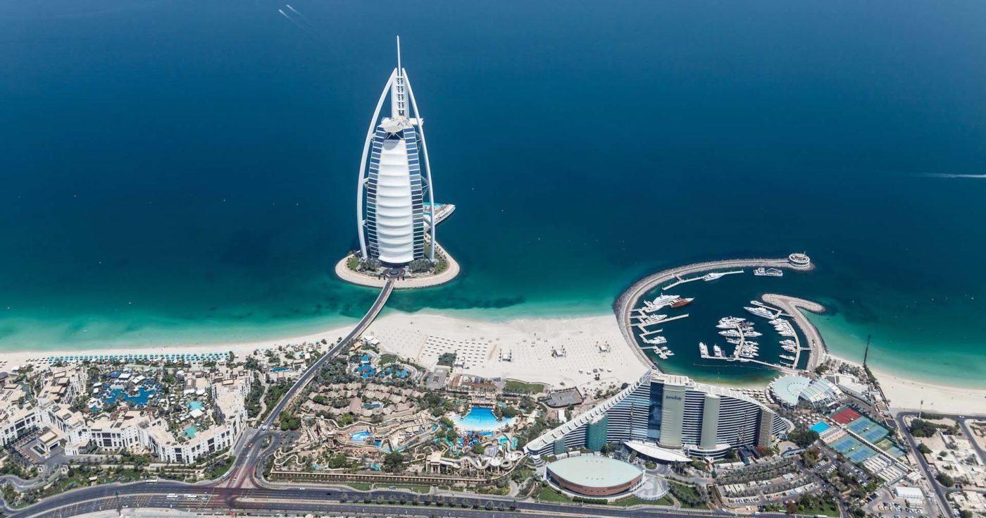 الإمارات أفضل بلد سياحي عائلي