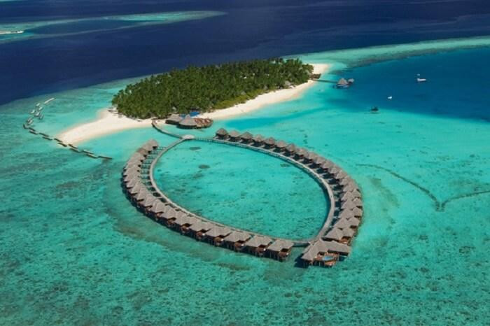 جزر المالديفأفضل بلد سياحي عائلي