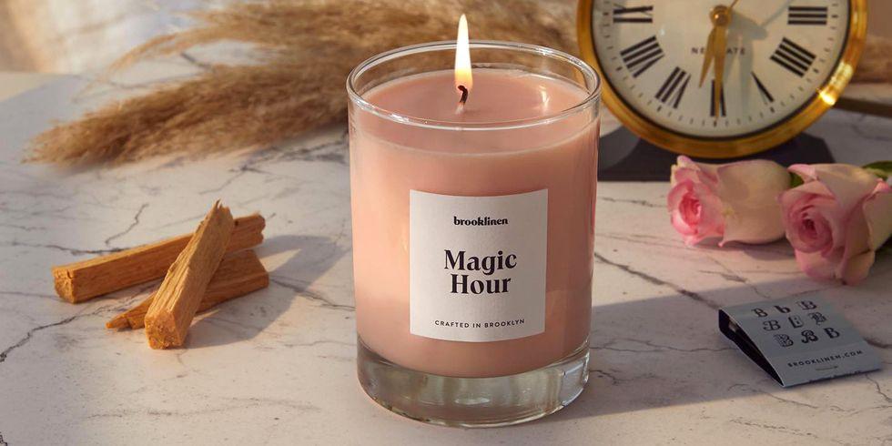 أفضل هدايا عيد الأم - الشموع كهدية عيد الأم