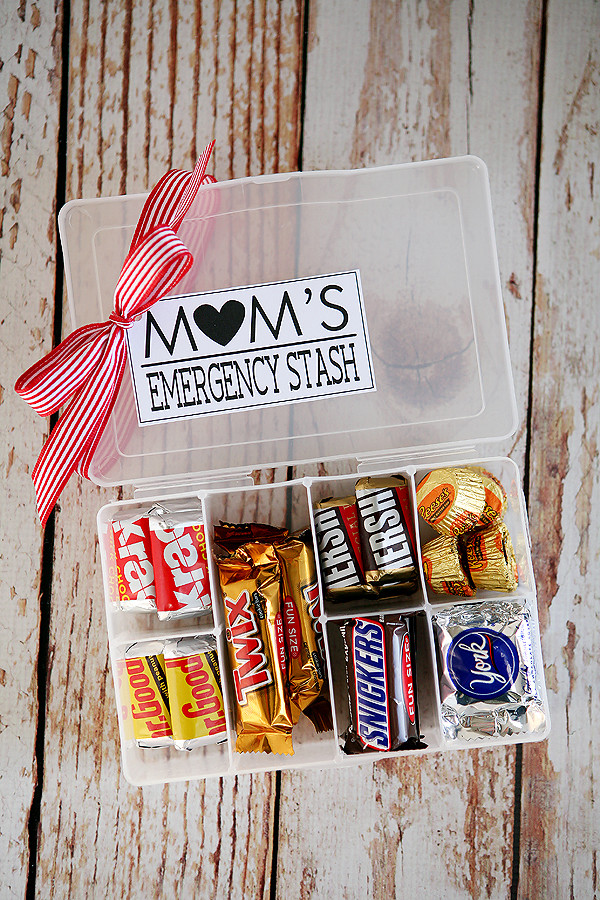 أفضل هدايا عيد الأم - الحلوى أو الشوكولاتة كهدية عيد الأم