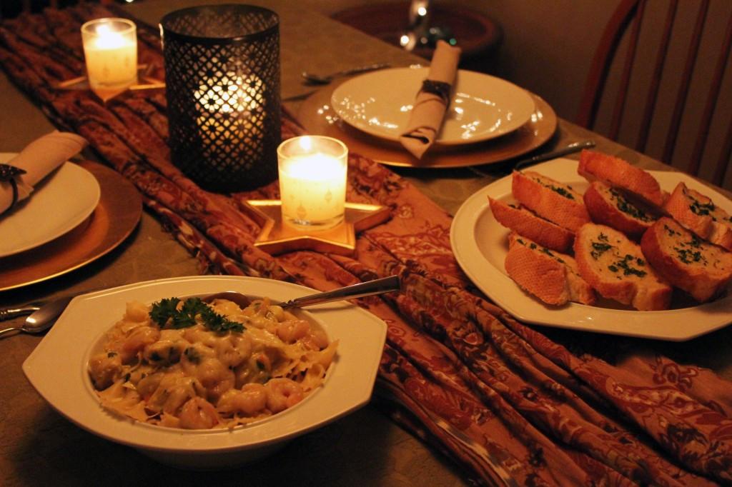 أفضل هدايا عيد الأم - عشاء في مطعم مميز كهدية لعيد الأم