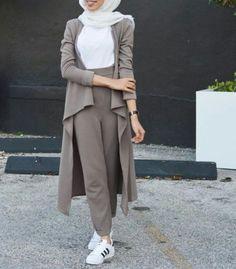 ملابس بنات محجبات مراهقات - الكارديجان للمحجبات المراهقات
