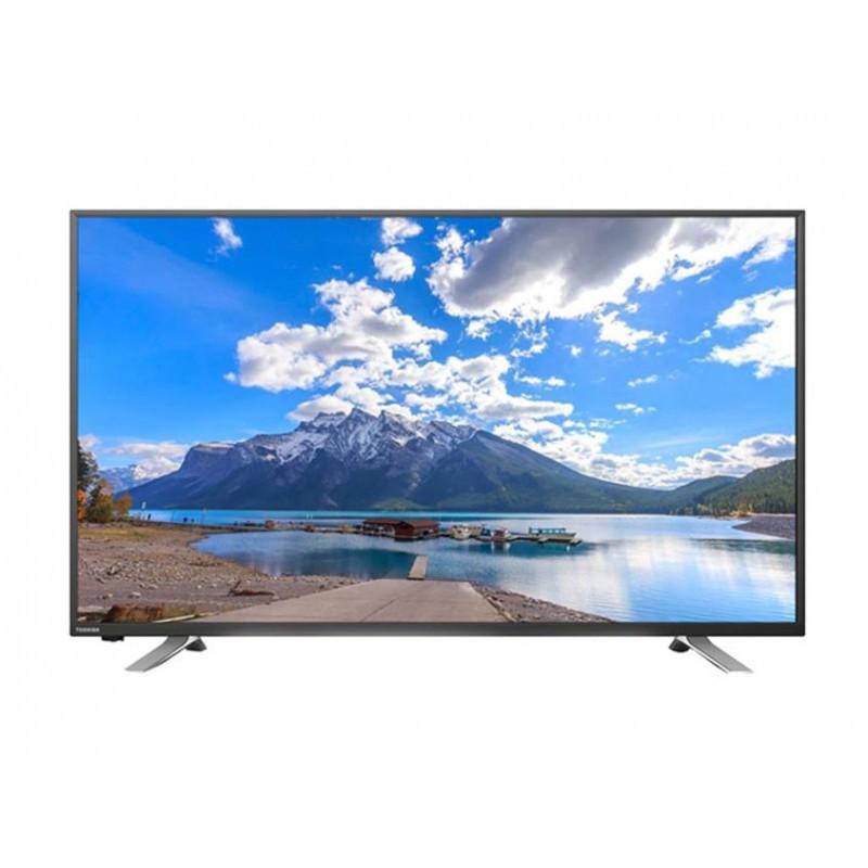 تليفزيون توشيبا 49 بوصة الذكي عالي الدقة ال اي دي مع رسيفر بلت ان - 49L5865EA
