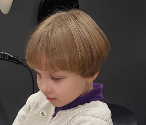 احدث موديلات قصات شعر اطفال