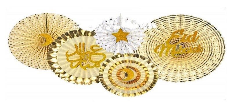 زينة العيد - الورق الملون لصنع زينة العيد