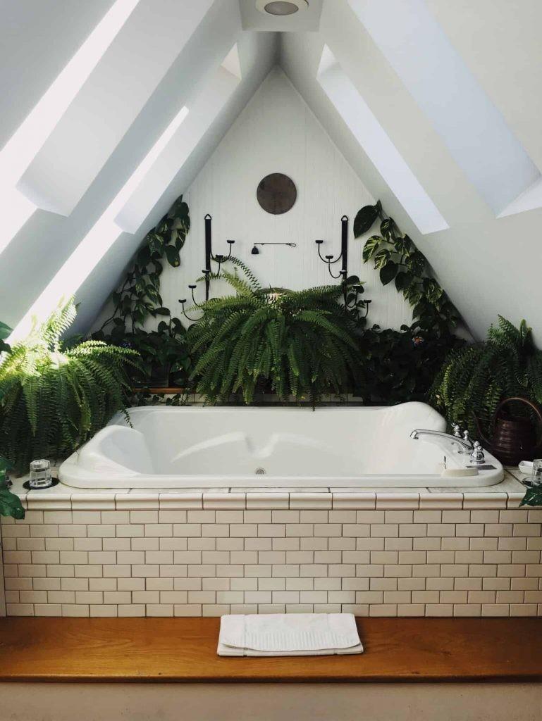 أحواض الجاكوزي التقليدية