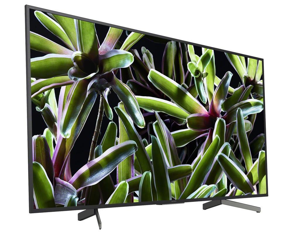شاشة تليفزيون سوني 4k سمارت 65 بوصة تدعم الواي فاي ، مزودة بـ 3 مداخل HDMI و 3 مداخل فلاشة KD-65X7000G
