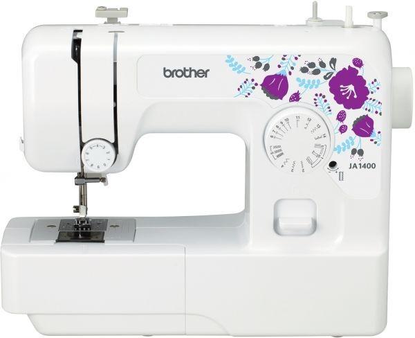 افضل ماكينة خياطة منزلية - ماكينة الخياطة المنزلية براذر JA 1400