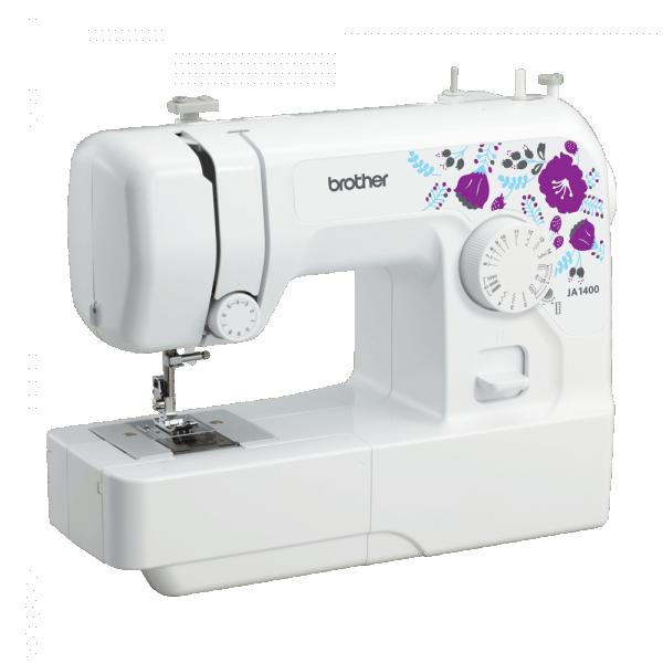 ماكينة الخياطة براذر- ماكينة الخياطة المنزلية براذر JA 1400
