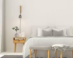أفضل لون مع الرمادي في غرف النوم
