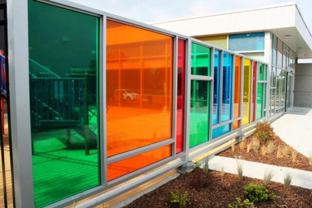 انواع زجاج الشبابيك-ألوان زجاج الشبابيك