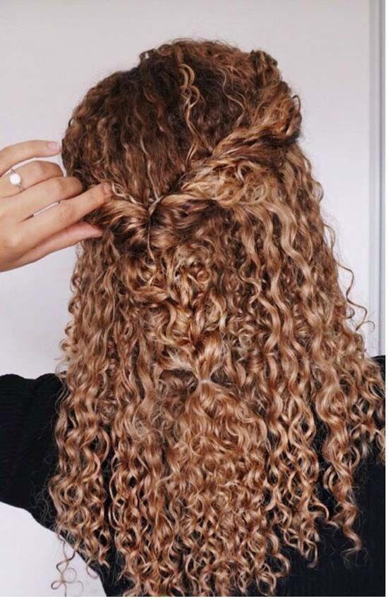 تصفيف-الشعر-الكيرلي-تسريحة5