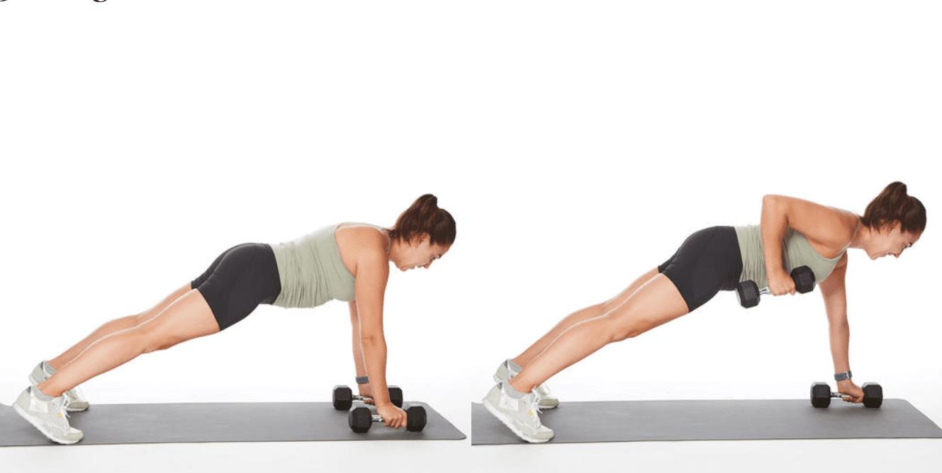 تمارين تخسيس الذراعين - التمرين الثاني