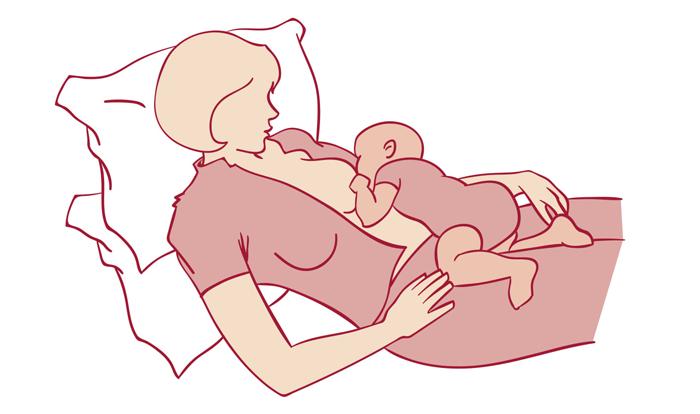 متى يثبت رأس الطفل الرضيع- تمارين لتقوية عضلات رقبة الرضيع