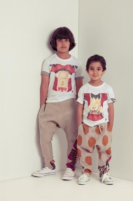 ملابس رمضانية للأطفال 2020- البنطلون الفضفاض للأولاد