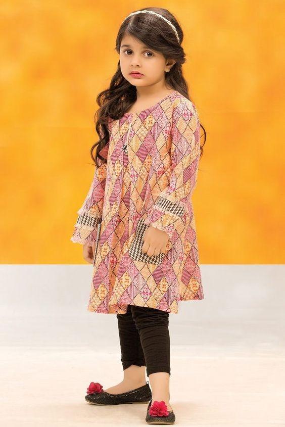 ملابس رمضانية للأطفال 2020- ملابس هندية للبنات