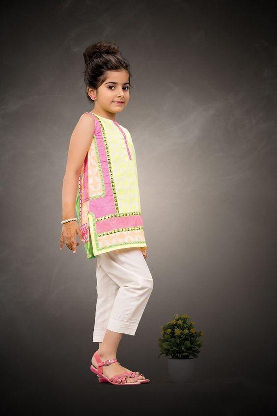 ملابس رمضانية للأطفال 2020- ستايل هندي