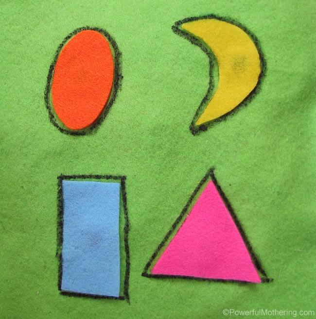 طريقة عمل كتاب تفاعلي- مطابقة الأشكال