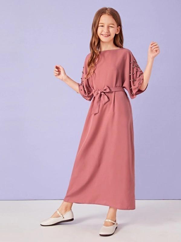 فساتين للبنات المراهقات طويلة- الفستان الكلاسيك