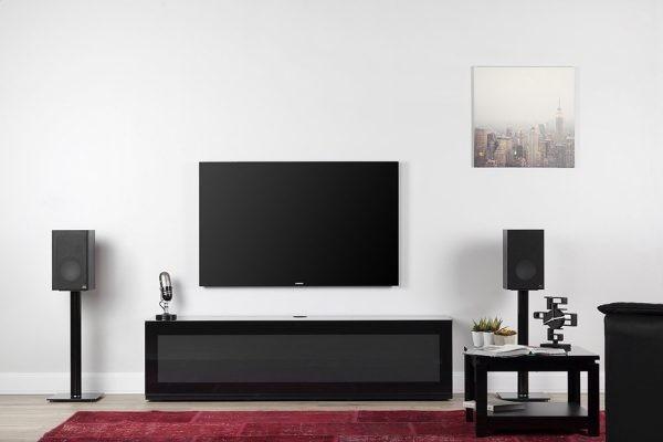 طاولات تلفزيون 2020- طاولة تلفاز عصرية