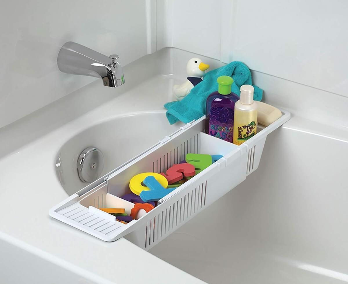 منظمات الحمام- منظم حوض الاستحمام