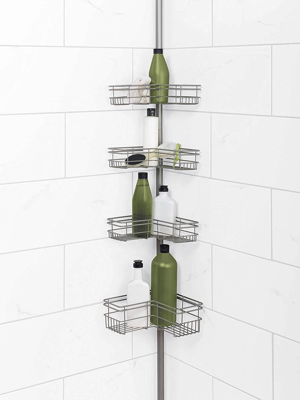 منظمات الحمام- الزوايا المعدنية