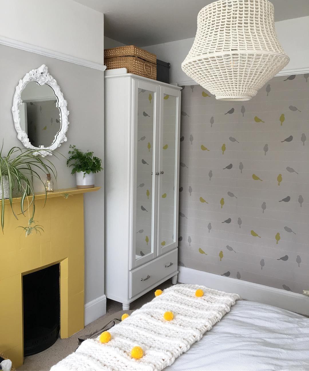 بالصور غرف نوم باللون الأصفر- لمسة من الأصفر