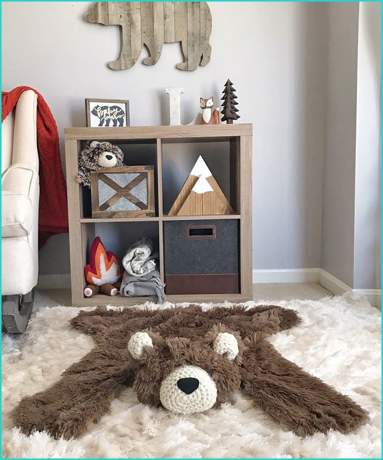 بالصور أشكال سجاد لغرف الأطفال- السجاجيد المجسمة