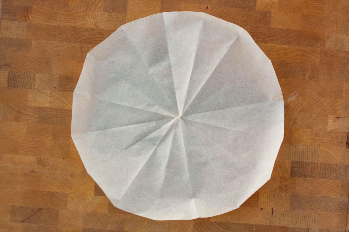 كيفية استخدام ورق الزبدة للكيك- افردي ورق الزبدة