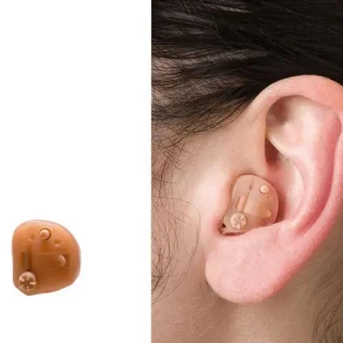علاج ضعف السمع عند الأطفال بالأعشاب - السماعة داخل قناة الأذن