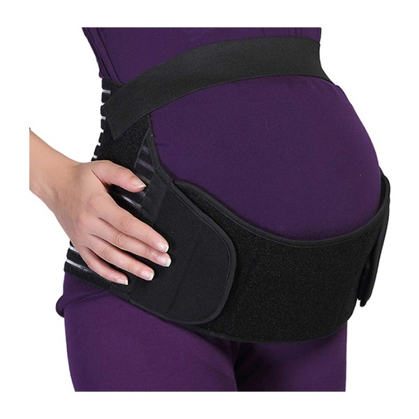 حزام الظهر للحامل- حزام دعم البطن من أعلى ومن أسفل