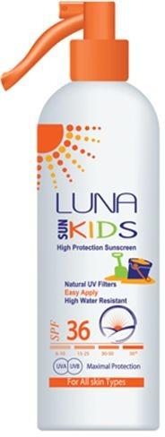 واقي شمس للأطفال- لونا صن بلوك